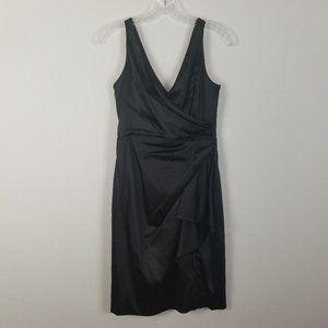 White House Black Market sleeveless cocktail dress